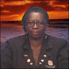 Nevis Teachers Union President - Ermileta Elliott