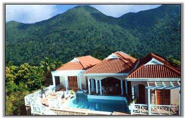 Estate Of Mind - Nevis Villa Rental