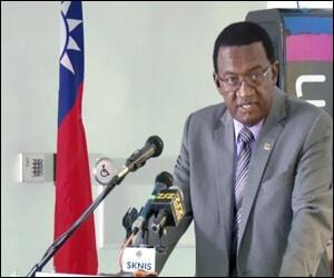 Eugene Hamilton - Health Minister