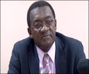 National Health Insurance Minister - Eugene Hamilton