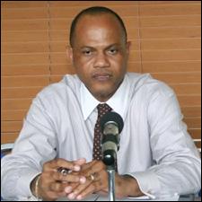 Mr. Everette Martin - Representing Nevis