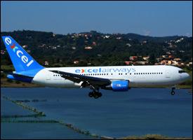 Excel (XL) Airways Jet