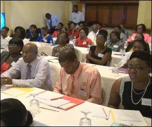 FATCA Seminar Participants In Nevis
