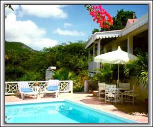 Nevis Villa Rental - Farlands Villa