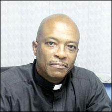 New Bishop - Fr. Kenneth Richards