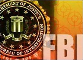 FBI Department of Justice Logo