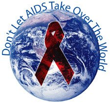 Don't Lets AIDS Take Over The World