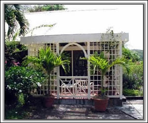 Figtree Cottage Nevis Island Luxury Home