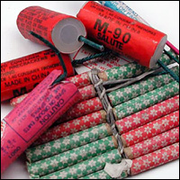Examples Of Pyrotechnics That Are Banned