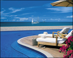 The Pool at The Four Seasons Resort - Nevis