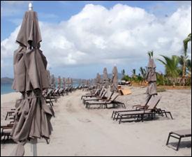 Pinney's Beach at The Four Seasons Resort