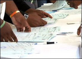 Severance Payment Checks Being Issued