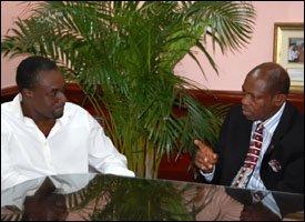 TEMPO Founder Morton and PM Douglas