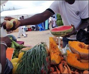 Fresh Nevis Produce