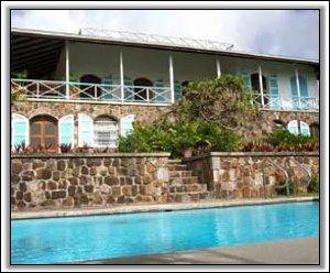 Frye House Villa Rental - Nevis, West Indies