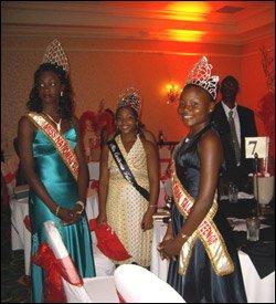 Gala Beauty Queens - St. Kitts - Nevis 2009