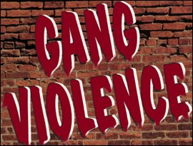 Help Fight Gang Violence
