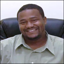 Nevis' Chief Labour Officer - Gary Liburd