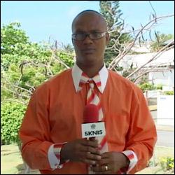 Youth Director - St. Kitts - Nevis - Geoffrey Hanley