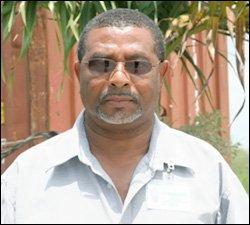 George Morris - Nevis Water Department