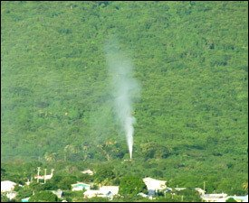 Nevis' Geothermal Project Still Not Online