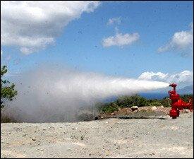 Geothermal Well Head - Hamilton Estate, Nevis