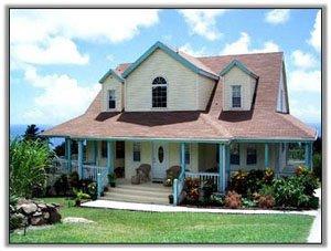 Gingerland Hill - 4 Bedroom Nevis Villa Rental