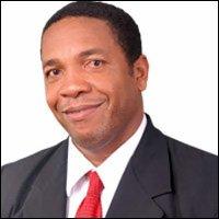 National Sports Minister - Glenn Phillip