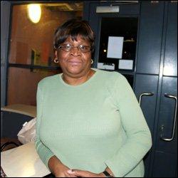 Rev Gloria Griffin-Hanley