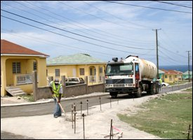 Golden Grove Road Works Project