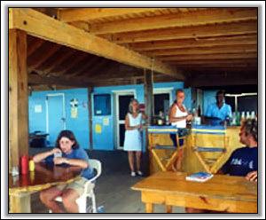 Golden Rock Beach Bar