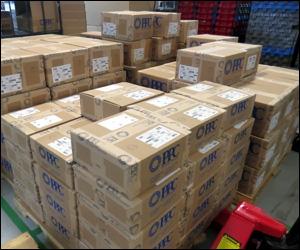Goods Ready For Export From Kajola