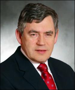 Gordon Browne - UK Prime Minister
