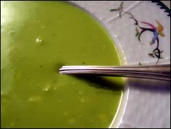 Green Pepper Soup