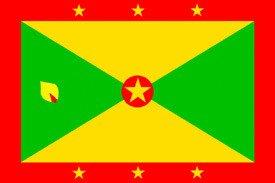The National Flag Of Grenada