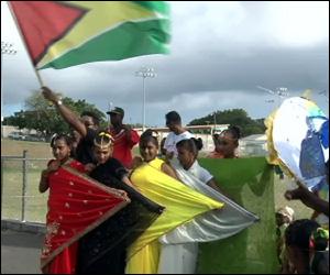 Guyanese Nationals On Nevis