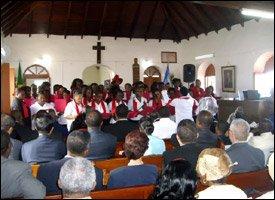 Half Way Tree Methodist Choir