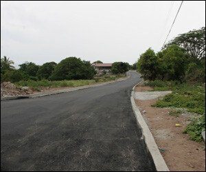 Nevis' Hanley's Road Project On Schedule