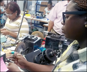 St. Kitts – Nevis Supports Manufacturing Sector