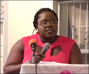 Hazel Brandy-Williams - Nevis Social Services