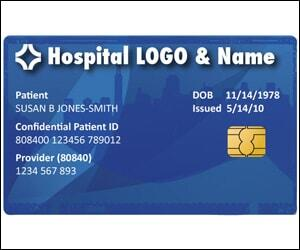 Sample Healthcare Card