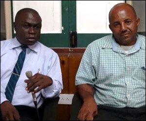 Hendrickson and Rudy - Nevis Waste Department
