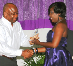 Nevis Youth Minister Proud of Achievements Made by Dianne Hobson