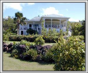Nevis Rental Villa - Hill Rise House