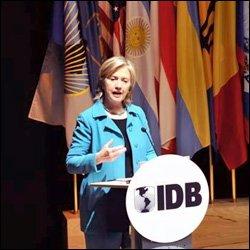 US Secretary of State - Hillary Clinton