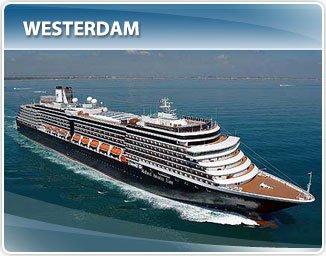 Holland America's M.S Westerdam