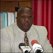 The Hon. Dr. Timothy Harris