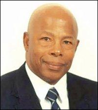 Hon. Hubert Hughes - Chief Minister of Anguilla