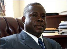 Nevis Minister - Hon. Robelto Hector