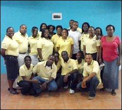 H.O.P.E. Youth Group - Nevis